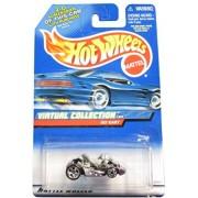 #2000-151 GO KART Virtual Collection Collectible Collector Car Mattel Hot Wheels 1:64 Scale