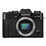 Fujifilm X-T20 Body Black