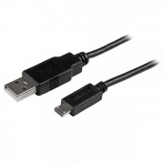 15cm (6in) Mobile Charge Sync Usb To Slim Micro Usb Cable For Smartpho