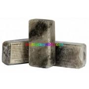 Himalája kristálysó, természetes sószappan 300 g, száraz, zsíros, pattanásos bőrre, dezodorként - Indigó Collection