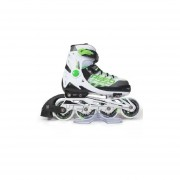 Rollers Heist Gh2 Extensibles Talles 35 A 42 Abec 7 Duo Lock