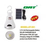 Лампа светодиодная на с 2-мя режимами яркости DAT AT-201