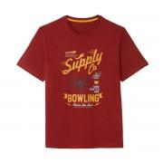 LA REDOUTE COLLECTIONS T-Shirt mit Aufdruck vorne, runder Ausschnitt