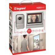 Érintőképernyős videó kaputelefon szett 10 inch 369330 - Legrand