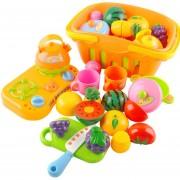 13Pcs Juguetes De Corte 360DSC - Multicolor