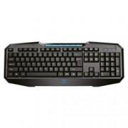 Клавиатура AULA SI-832/EN Adjudication, гейминг, черна, USB