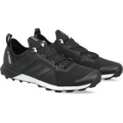 72ad8e7fa21ab6 ADIDAS TERREX AGRAVIC SPEED Outdoor Shoes For Men(Black)