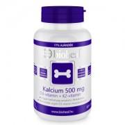 Kalcium 500 mg +D3-vitamin +K2-vitamin 70x Bioheal *