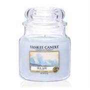 Yankee Candle Sea Air Medium Jar Retail Box No