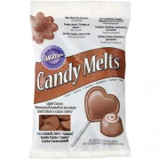 Wilton Candy Melts® Light Cocoa 340g