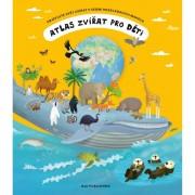 B4u Publishing Atlas zvířat pro děti