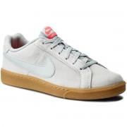 Pantofi NIKE - Court Royale Suede 819802 003 Wolf Grey/Wolf Grey/Solar Red