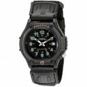 Ceas barbatesc Casio Collection FT-500WC-1BVER Negru Leather Quartz
