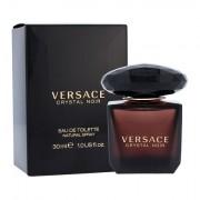 Versace Crystal Noir eau de toilette 30 ml donna