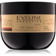 Eveline Cosmetics Argan + Keratin Masca de par cu keratina si ulei de argan 300 ml
