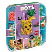 Конструктор Лего Дотс - Държач за молив с ананас, LEGO DOTS, 41906