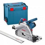 BOSCH PRO Scie Plongeante BOSCH GKT 55 GCE Professional + Rail de Guidage FSN 1600