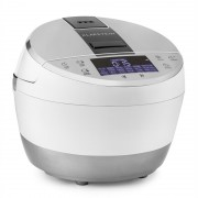 Klarstein Hotpot, 950W, бяла, многофункционална тенджера, мулти котлон, 23 в 1, 5 литра, сензорен (COOK1-Hotpot-W)