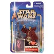 Star Wars Attack of the Clones - Obi-Wan Kenobi - Jedi Starfighter Pilot