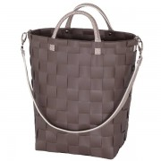 Handed By Handtasche Yup stone brown