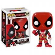 Pop! Vinyl Figura Funko Pop! Deadpool (pulgar arriba) - Marvel