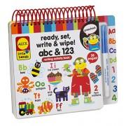 ALEX Toys Little Hands Ready, Set, Write & Wipe!
