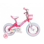"""Dječji bicikl Candy 14"""" - rozi"""