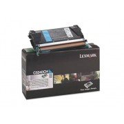 Lexmark Toner LEXMARK C5240CH Cian Alto