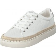 S.Oliver 23609-22 White, Skor, Sneakers & Sportskor, Låga sneakers, Vit, Dam, 37