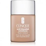 Clinique Anti-Blemish Solutions maquillaje líquido para pieles problemáticas y con acné tono 04 Fresh Vanilla 30 ml