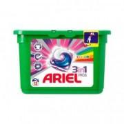 Detergent capsule Ariel 3in1 Pods Color - 15 spalari