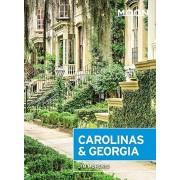 Moon Carolinas & Georgia, Paperback