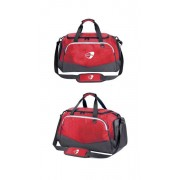 Get Fit Travel Bag Small 28 x 45 x 25 - Borsa fitness piccola - Red/Grey