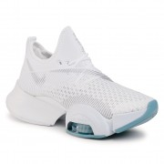 Обувки NIKE - Air Zoom Superrep BQ7043 100 White/Metallic Silver