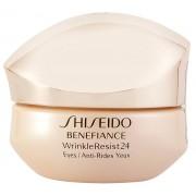 Shiseido Benefiance WrinkleResist24 Intensive Eye Contour Crema Contorno Occhi 15 ml