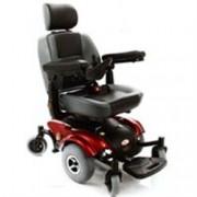 carrozzina / scooter elettrico virgo - 6 ruote