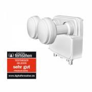 Opticum LMQP-04H-AH Premium Monoblock Quad LNB 0.1 dB