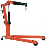 Opvouwbare werkplaatskraan - Hefvermogen 1000 kg