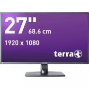 Terra LED monitor Terra LED 2756W, 68.6 cm (27 palec),1920 x 1080 px 6 ms, ADS LED DisplayPort, HDMI™, VGA, Audio-Line-in