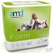 AMD Form Super - 20 Couches Anatomiques