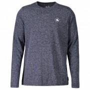 Maloja - VispaM. - T-shirt technique taille M, gris/noir