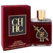 Ch Kings Eau De Parfum Spray (Limited Edition Bottle) By Carolina Herrera 3.4 oz Eau De Parfum Spray