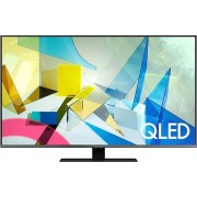 "Samsung QE49Q80T 49"" Smart UHD QLED TV, A"