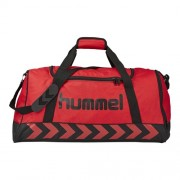 hummel Sporttasche AUTHENTIC - true red/black | XS