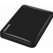 HDD Extern Toshiba Canvio Connect II 1TB USB 3.0 2.5 inch Black