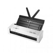 Скенер Brother ADS1200, 600 x 600 dpi, A4, 25ppm, ADF, Wi-Fi, USB 3.0