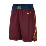 Cleveland Cavaliers Nike Icon Edition Swingman NBA-Herrenshorts - Rot