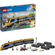 Lego Konstruktionsspielsteine »Personenzug (60197), City«, (677 St)