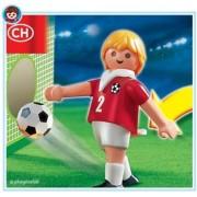 Playmobil Soccer Player - Swiss (4715)