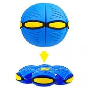 Kids Toy UFO Magic Ball Magical Shaped Flying Ball Catch Soccer Toys